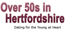 Over 50s in Hertfordshire